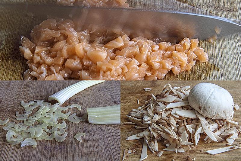preparare la tartare di salmone