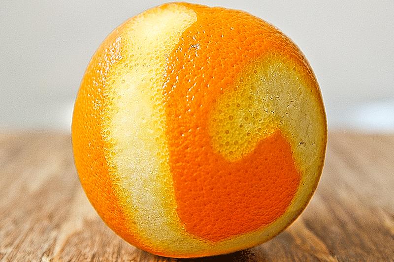 scorza d'arancia