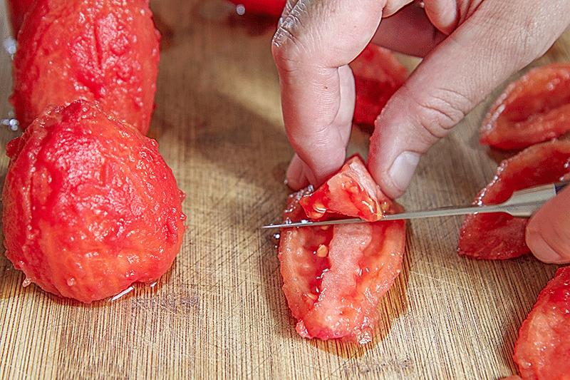 pomodori a filetti