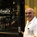 enzo proprietario cafè italiano a portland