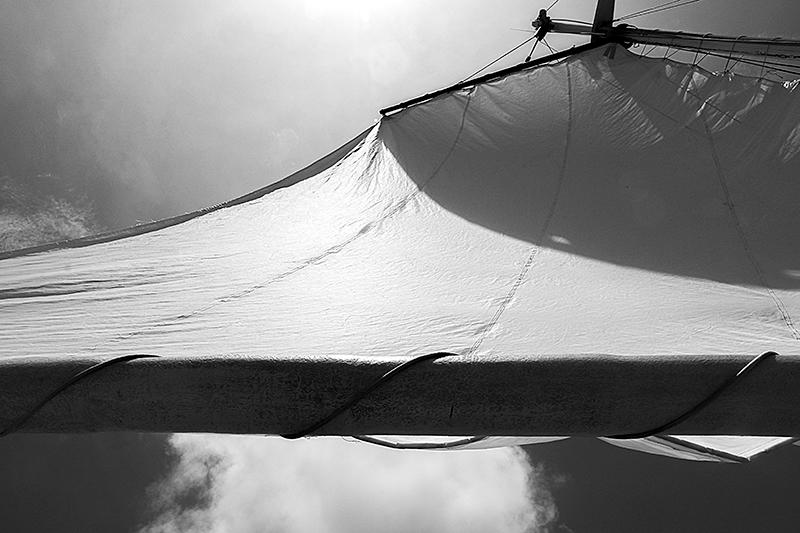 barca a vela, Caye Caulker, Belize